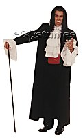 'Count Damon' costume