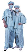 'Doctor's Scrubs' costume