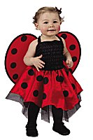 'Lady Bug Infant' costume