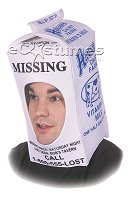 'Milk Carton Hat'