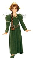 'Princess Fiona from Shrek' costume