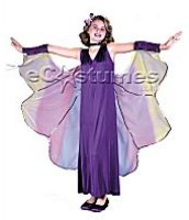 'Shimmering Butterfly - Child' costume