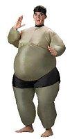 'Sumo Wrestler' costume
