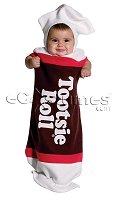'Tootsie Roll Bunting' costume