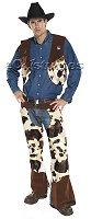 'Urban Cowboy' costume